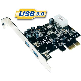 Sandberg 130-28 1 Port PCIe x1 retail