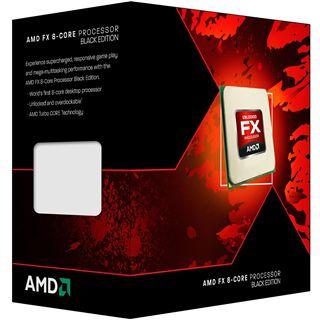 AMD FX Series FX-8120 8x 3.10GHz So.AM3+ BOX
