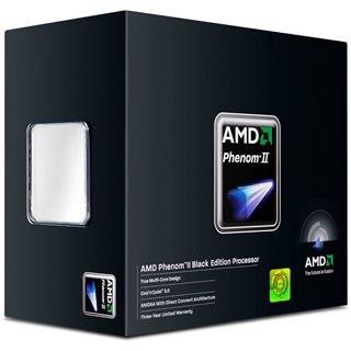 AMD Phenom II X4 Black Edition 960T 4x 3.00GHz So.AM3 BOX