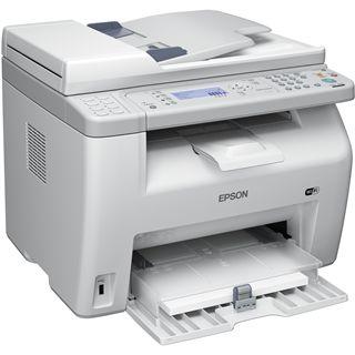 Epson AcuLaser CX17WF Farblaser Drucken/Scannen/Kopieren/Faxen