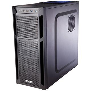 Antec Eleven Hundred mit Sichtfenster Midi Tower ohne Netzteil schwarz