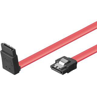 0.70m Good Connections SATA 3Gb/s Anschlusskabel gewinkelt SATA