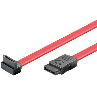 0.10m Good Connections SATA 3Gb/s Anschlusskabel SATA Stecker auf