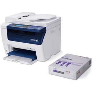 Xerox WorkCentre 6015VN Farblaser Drucken/Scannen/Kopieren/Faxen