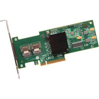 Intel RAID Controller RS2WC080 8 Port Multi-Lane PCIe 2.0 x8 Low
