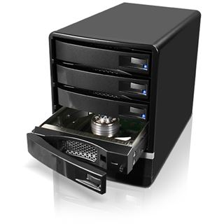 ICY BOX Raidon GR5630-SB3 ohne Festplatten