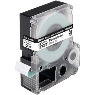 Epson LC-5WBW9 schwarz auf weiß Etikettenkassette (1 Rolle (1.8