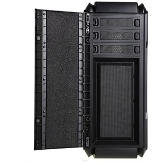 anidees AI6 Silent Midi Tower ohne Netzteil schwarz