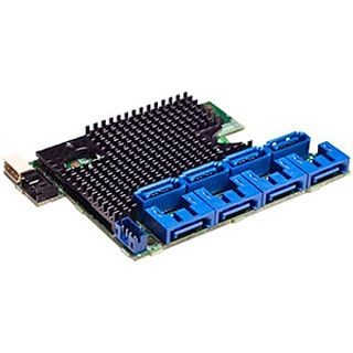 Intel Integrated Server RAID Module AXXRMS2AF080 8 Port PCIe 2.0 x4
