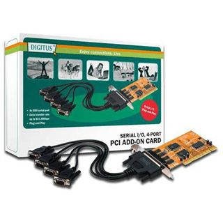 Digitus DS-33002-1 4 Port PCI retail
