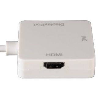 Hama Displayport 1.1 Adapter Mini Displayport Stecker auf
