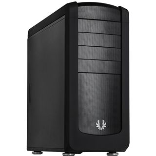 BitFenix Raider Midi Tower ohne Netzteil schwarz
