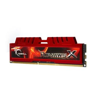 32GB G.Skill RipJawsX DDR3-1600 DIMM CL10 Quad Kit