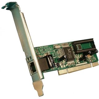 Longshine LCS-8037TXR4 PCI LAN Adapter
