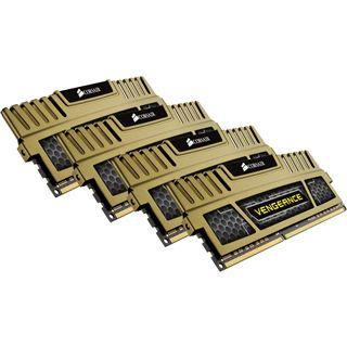 16GB Corsair Vengeance grün DDR3L-1600 DIMM CL9 Quad Kit