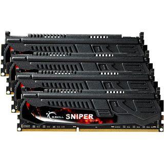 16GB G.Skill SNIPER DDR3-2133 DIMM CL11 Quad Kit