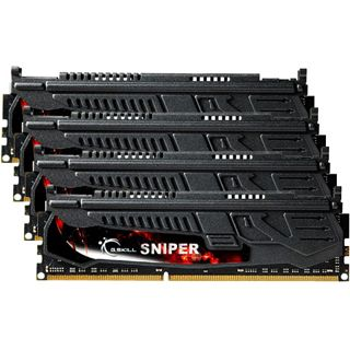 16GB G.Skill SNIPER DDR3-2133 DIMM CL9 Quad Kit