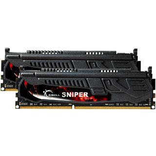 8GB G.Skill SNIPER DDR3-2133 DIMM CL9 Dual Kit