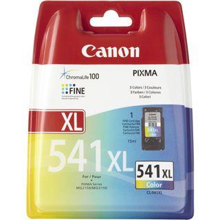 Canon Tinte CL-541XL 5226B004 cyan, magenta, gelb