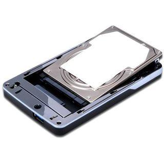 "Digitus DA-71030 2.5"" (6,35cm) USB 3.0 schwarz/silber"