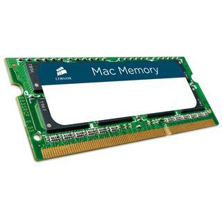 8GB Corsair Mac Memory DDR3-1333 SO-DIMM CL9 Single