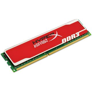 4GB Kingston HyperX Red Limited Edition DDR3-1333 DIMM CL9 Single
