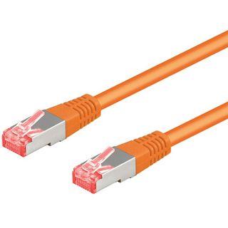 (€7,80*/1m) 0.50m Good Connections Cat. 6a Patchkabel S/FTP PiMF