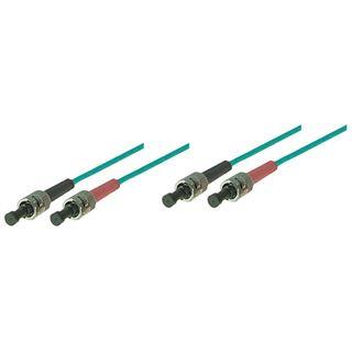 (€4,95*/1m) 2.00m Good Connections LWL Duplex Patchkabel 50/125