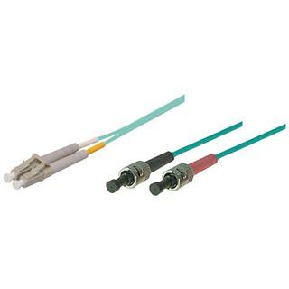 (€2,38*/1m) 5.00m Good Connections LWL Duplex Patchkabel 50/125