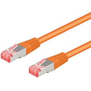 1.00m Good Connections Cat. 6a Patchkabel S/FTP PiMF RJ45 Stecker auf