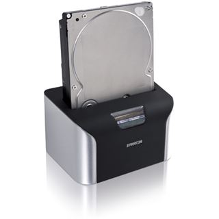 Freecom Hard Drive Dock 3.0 USB 3.0 Dockingstation für 2.5""