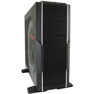 LC-Power Gaming 971B Infiltrator Big Tower ohne Netzteil schwarz