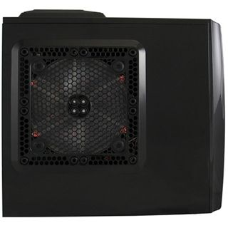 LC-Power PRO-921B Warmachine X Midi Tower ohne Netzteil schwarz