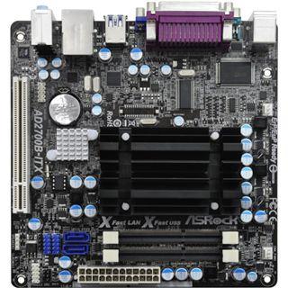 ASRock AD2700B-ITX Intel NM10 So.BGA Dual Channel DDR3 Mini-ITX Retail