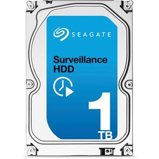 "1000GB Seagate Surveillance HDD ST1000VX000 64MB 3.5"" (8.9cm)"
