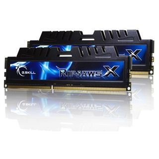 16GB G.Skill RipJawsX DDR3-2133 DIMM CL9 Dual Kit