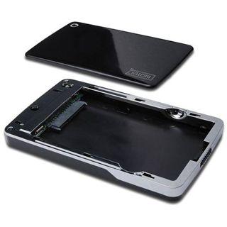 "Digitus DA-71002 2.5"" (6,35cm) USB 2.0 schwarz"