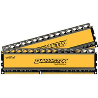 8GB Crucial Ballistix Tactical DDR3-1333 DIMM CL7 Dual Kit