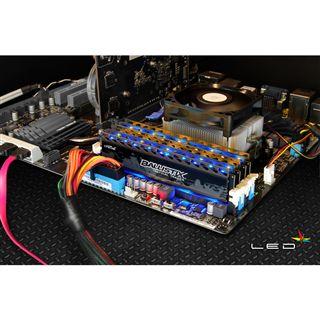 8GB Crucial Ballistix Smart Tracer LED orange/blau DDR3-1866 DIMM CL9