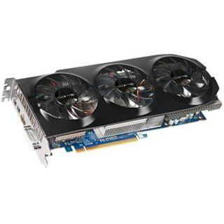 2GB Gigabyte Radeon HD 7870 GHz Edition OC Aktiv PCIe 3.0 x16 (Retail)