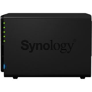 Synology DiskStation DS412+ ohne Festplatten