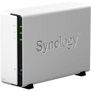 Synology DiskStation DS112 ohne Festplatten