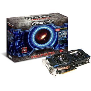 3GB PowerColor Radeon HD 7970 V3 Aktiv PCIe 3.0 x16 (Retail)