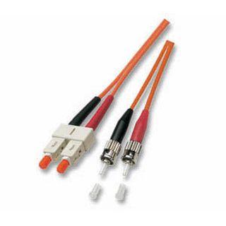 7.50m Good Connections LWL Duplex Anschlusskabel 9/125 µm OS2