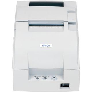Epson TM-U220B weiß Nadeldrucker Drucken USB 2.0
