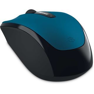 Microsoft Wireless Mobile Mouse 3500 blau