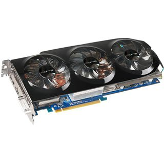 3GB Gigabyte Radeon HD 7950 Windforce 3X Aktiv PCIe 3.0 x16 (Bulk)