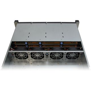 Inter-Tech Case IPC 2HU-2312L Storage Case