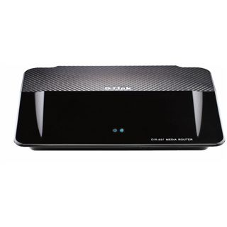 D-Link HD Media Router 3000 DIR-857/E 450Mbps (MIMO) Dual Band