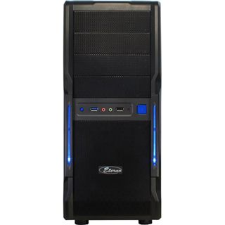 Inter-Tech A6 Superior-RTX USB3.0 mit Sichtfenster Midi Tower ohne